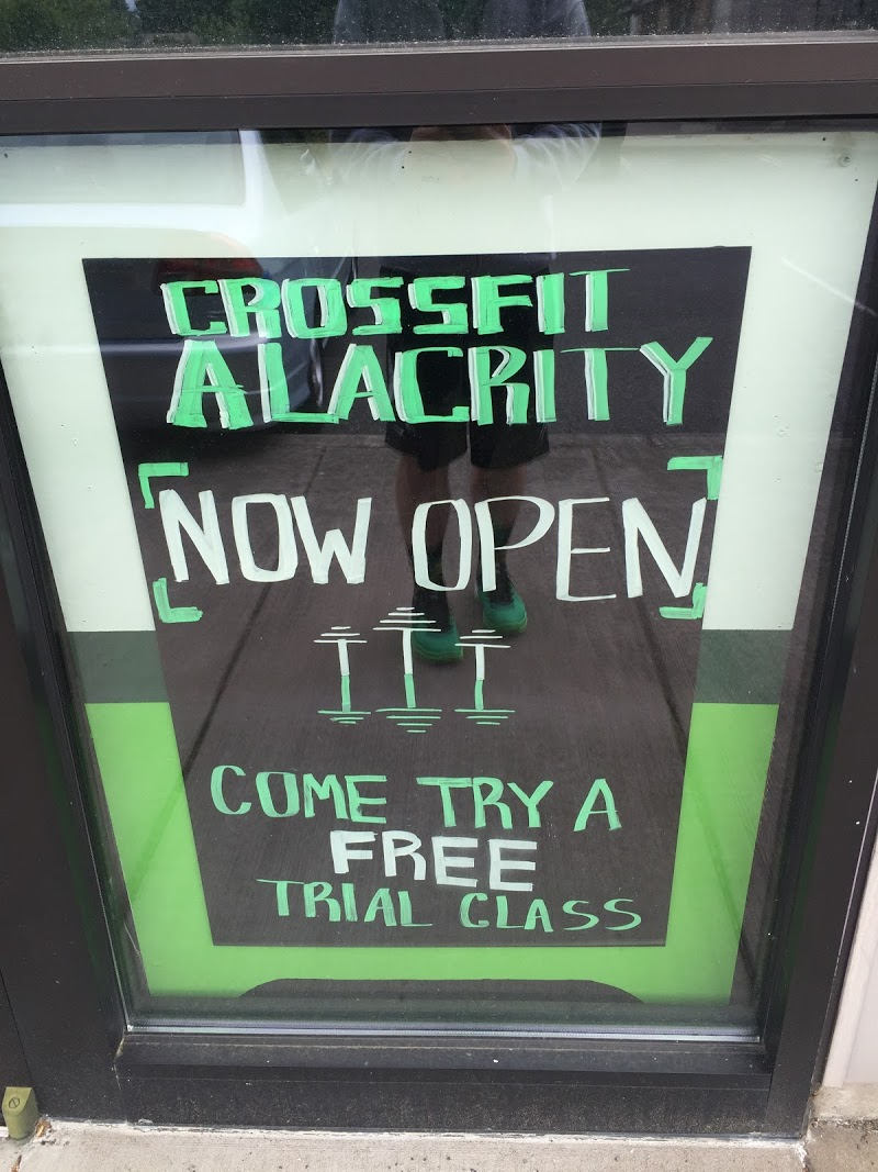 CrossFit Alacrity | Bark Profile