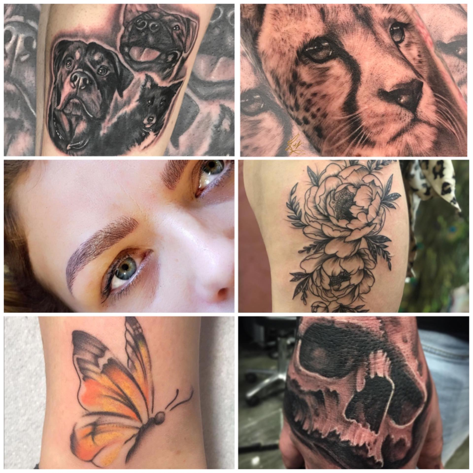 Skin Candy Tattoo Studio Bark Profile And Reviews