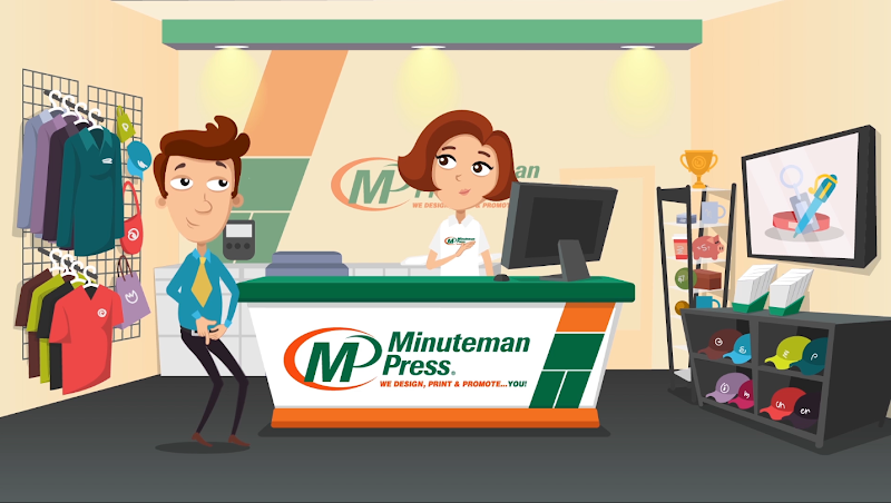 Minuteman Press High Wycombe