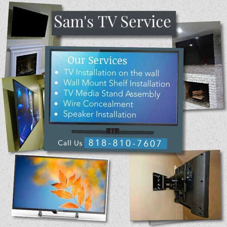 Sam's TV Mounting Service | Bark Profile