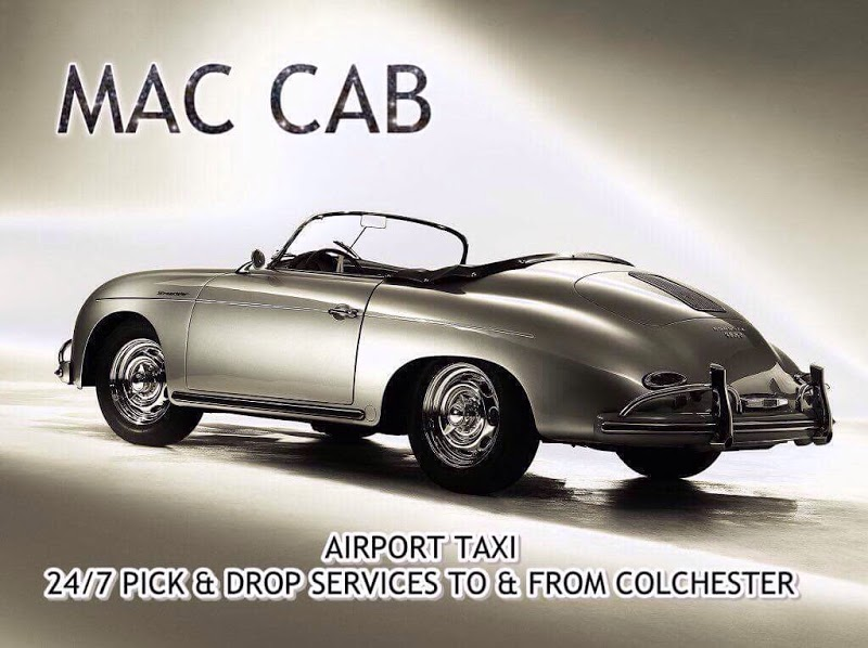 MAC CAB Airport Taxi - Colchester | Bark Profile and Reviews