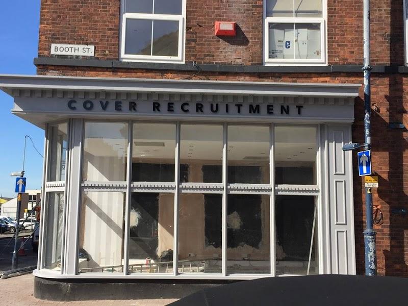 Cover Management Recruitment Ltd
