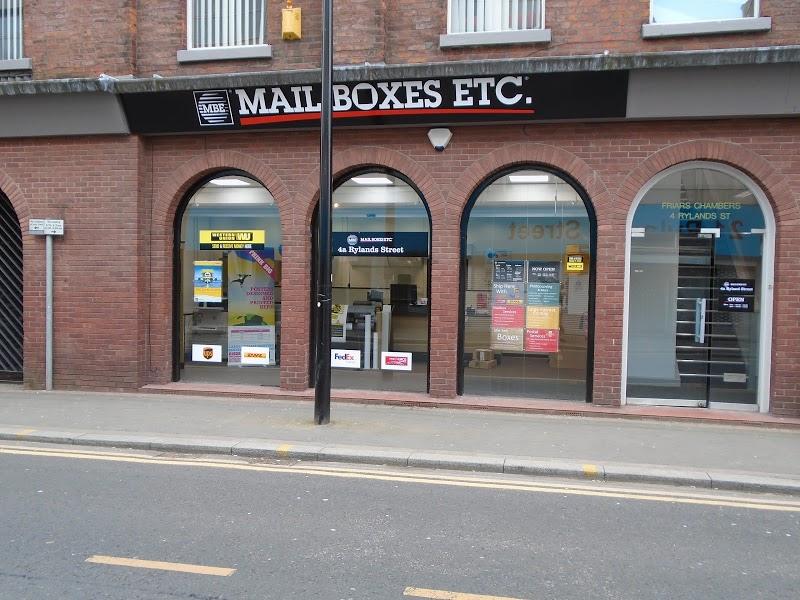 Mail Boxes Etc. Warrington