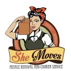 She Moves - Female Removal & Courier Service