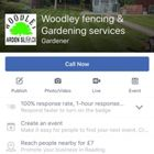 Woodley fencing & gardening services