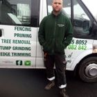 JP all seasons tree and landscaping services logo