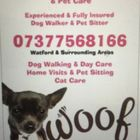 Charlottes Dog Walking & Pet Care  logo