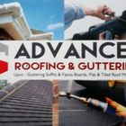Advanced roofing and guttering logo