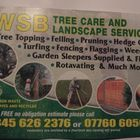 WSB  tree care and Landscaping Services