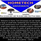 Home Tech Driveways