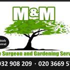 M&M tree Surgeon