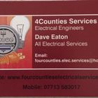 Four Counties Services logo