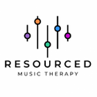 Resourced Music Therapy logo