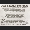 Garden force profile image