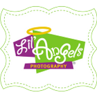 Lil angels photography logo