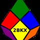 2BKX logo