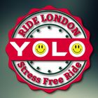 Yolo Ride London logo