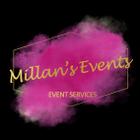 Millan's Events logo