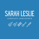 Sarah Leslie - The Harrogate Handywoman logo