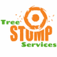 Tree stump services logo