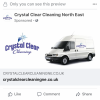 Crystal Clear Cleaning North East profile image