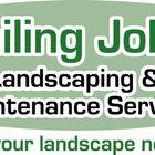 Smiling Jollys Garden Services logo