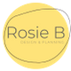 Rosie Barrett, Design & Planning for Weddings and Events logo