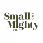 Sam Burgess - Small and Mighty Co. logo