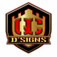 QC D'signs logo