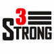 3Strong Fitness logo