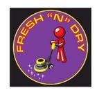 Fresh n dry carpet cleaning logo