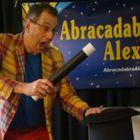 Abracadabra Alex Children's Magician logo