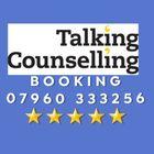Talking Counselling.  0796O 333256 logo