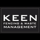 Keen Fencing And Waste Management logo