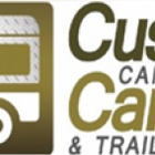 Custom Canopies and Campers logo