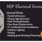 MJP Electrical services logo