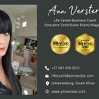 Ann Verster, Spiritual Life Abundance Coach logo