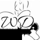 White Dress Party Decor logo