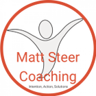 Authentic Man Coaching & Conscious Hypnosis logo
