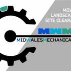 Mid Wales Mechanical logo