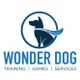 Wonder Dog Training & Games logo