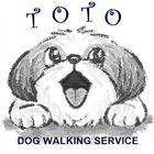 Toto Dog Walking Service logo