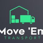 Move 'Em' Transport logo