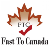 Fast to Canada Immigration services profile image
