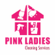Pink Ladies Cleaning Service logo