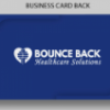 Bounce back healthcare solutions profile image
