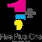 Five Plus One Graphic Design logo