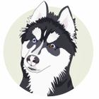 Canine Walkies UK logo