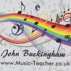 John Buckingham Music Teacher logo