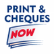 Print and Cheques Now Inc. logo